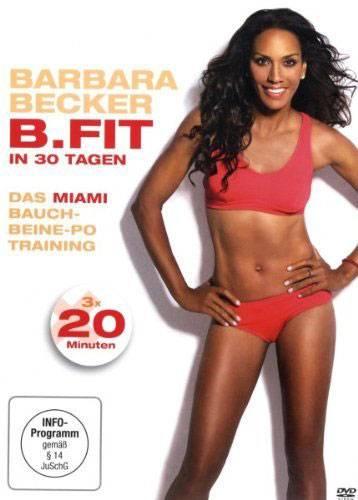 Barbara Becker: B.fit in 30 Tagen