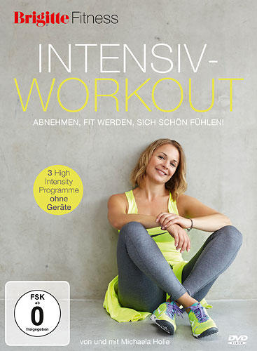 BRIGITTE-DVD: Intensiv-Workout