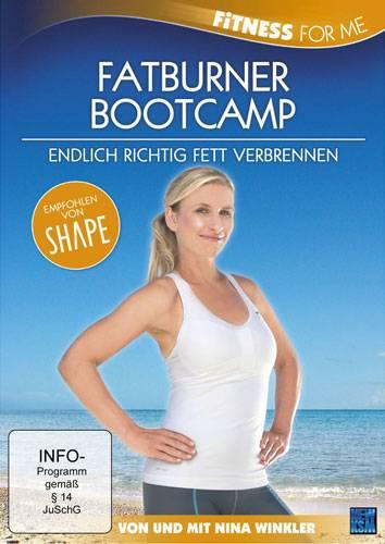 Fatburner Bootcamp: Endlich richtig Fett verbrennen