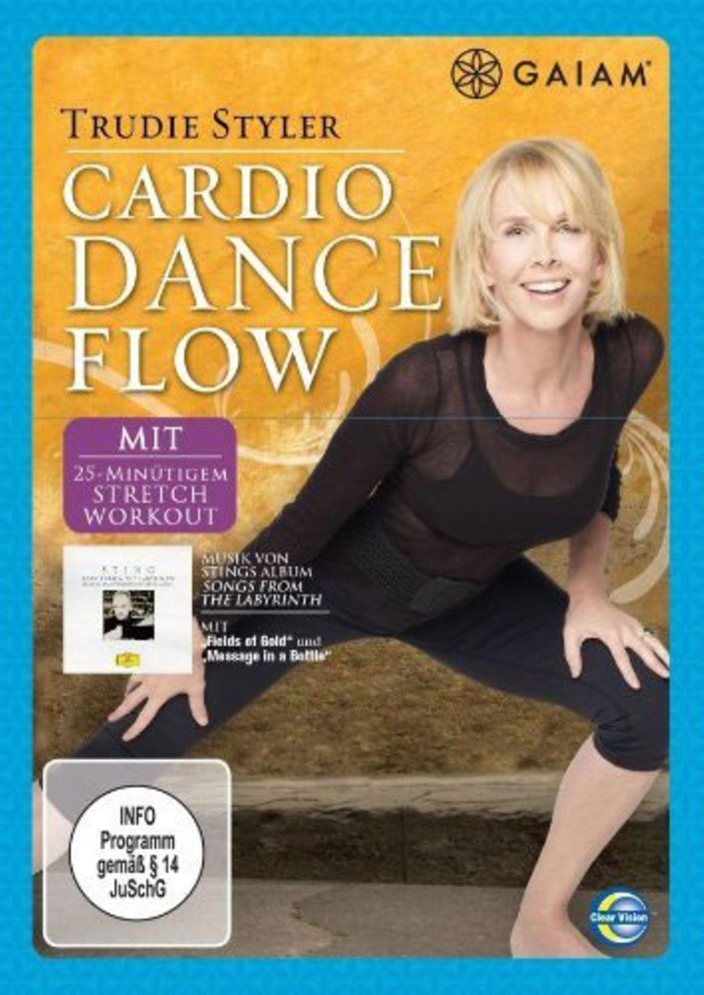 Cardio Dance Flow, Trudie Styler