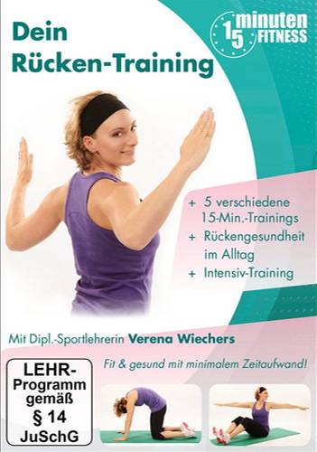 15 Minuten Fitness: Dein Rücken-Training