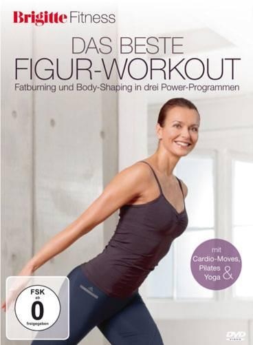 BRIGITTE-Fitness: Das beste Figur-Workout