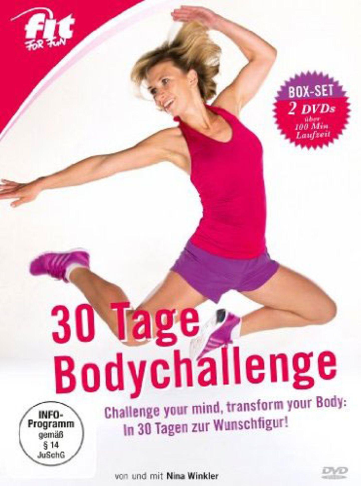 30 Tage Bodychallenge