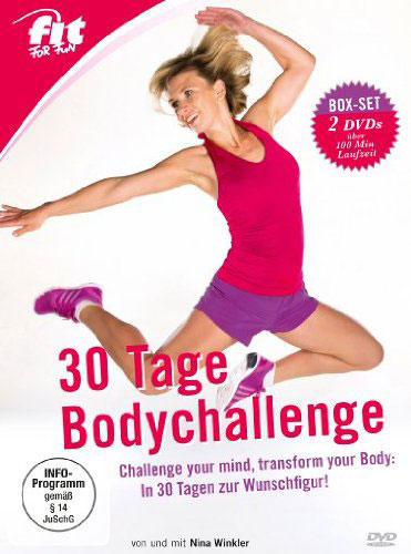 30 Tage Bodychallenge