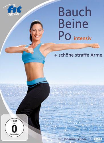 Bauch, Beine, Po intensiv plus schöne straffe Arme