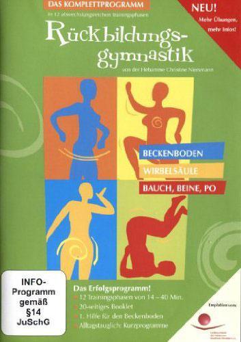 Rückbildungsgymnastik von der Hebamme Christine Niersmann