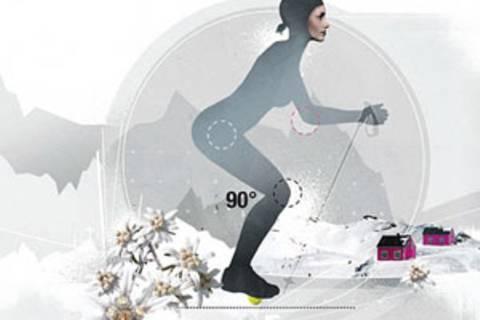 Skigymnastik - macht fit für die Piste