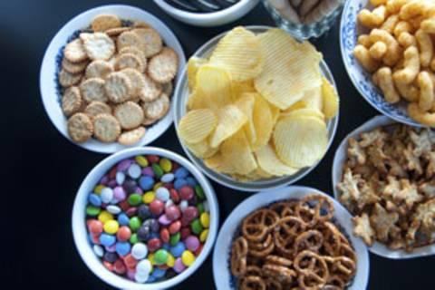 Party-Snacks zur WM - was steckt drin?