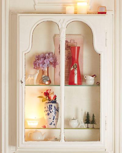 Vase mit neuem Design