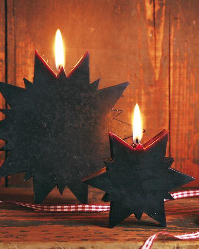 Sternkerzen - Sternenkunde