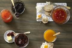 Käse und Marmelade: Das Genuss-Duo