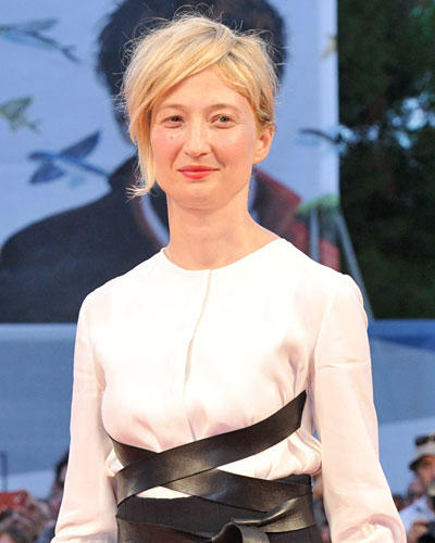 Glamouröse Frisuren: Alba Rohrwacher