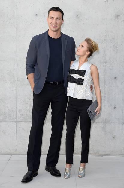 Hayden Panettiere und Waldimir Klitschko