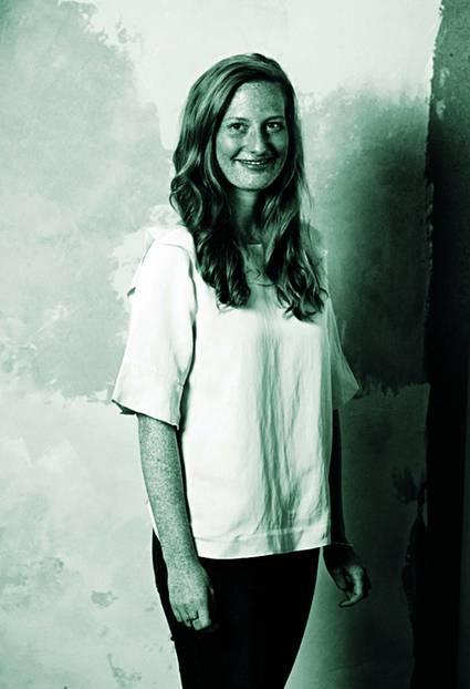Vorher: Leonie Heilig, BRIGITTE Mode-Assistentin aus Hamburg