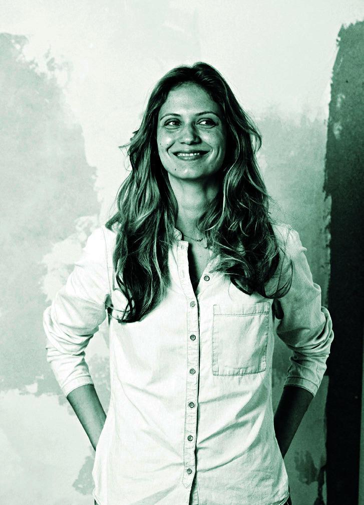 Vorher: Paulina Wilkens, Psychologie-Studentin aus Oldenburg
