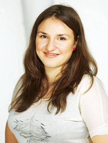 Vorher: Laura Weis, Sportmanagement-Praktikantin aus Berlin