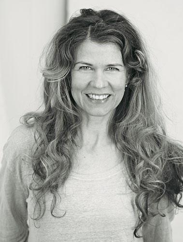 Vorher: Anne Nielsen, Kulturmanagerin aus Berlin