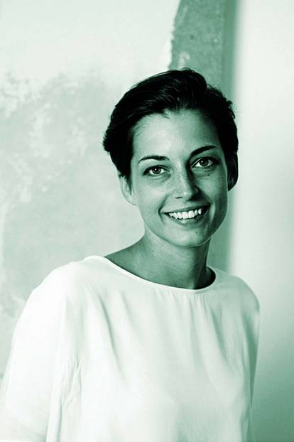 Vorher: Carina Häfer, Innenarchitektur- Studentin aus Frankfurt