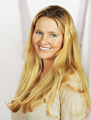 Vorher: Jana Gloistein, Redakteurin aus Hamburg