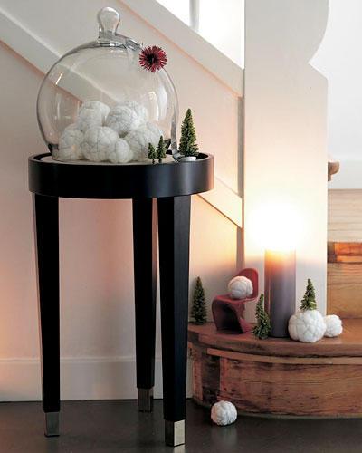weihnachtsdeko selber basteln das wird ein fest. Black Bedroom Furniture Sets. Home Design Ideas