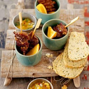 Fingerfood Die Besten Rezepte Für Eure Gäste Brigittede