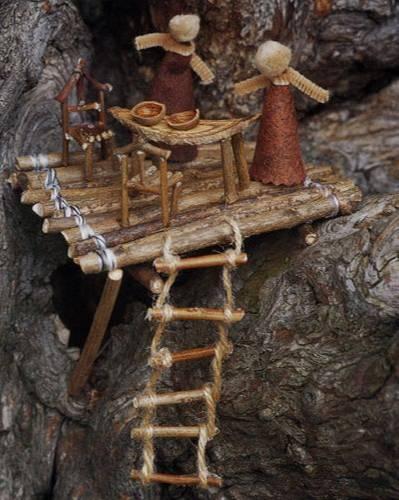 Elfenhaus: Für den Zauber im Garten