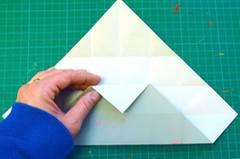 Papier falten Origami
