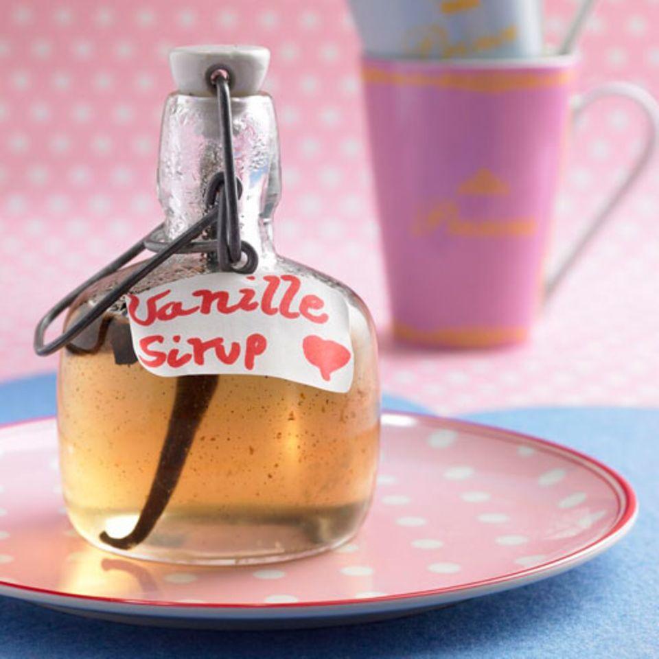 Vanille-Sirup