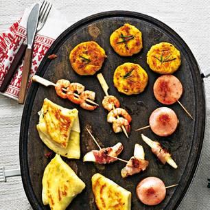 Raclette  Raclette: Rezepte für einen gemütlichen Abend | BRIGITTE.de