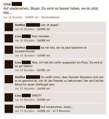 Humor: Webfail! Die lustigsten Facebook-Einträge