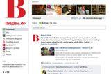 Natürlich ist auch BRIGITTE.de bei Facebook: Hier berichtet die Redaktion, was es Neues auf der Website gibt - und was gerade im Team los ist. Werden Sie jetzt Fan! Mehr bei BRIGITTE.de:So vermeiden Sie Facebook-Fauxpas Die besten Karikaturen 2011 Machen oder lassen? Knigge für Soziale Netzwerke