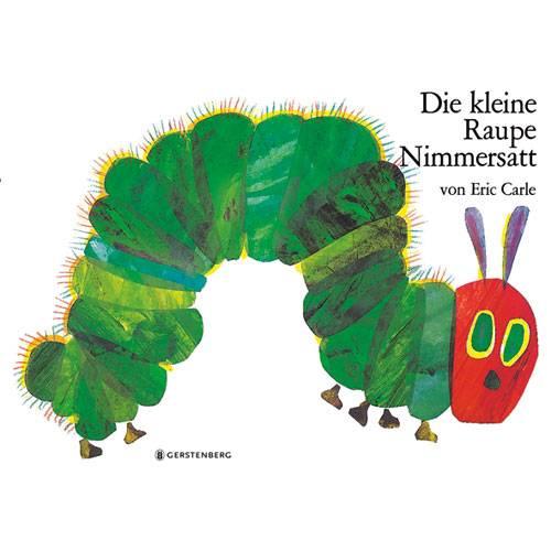 "Eric Carle: ""Die kleine Raupe Nimmersatt"""