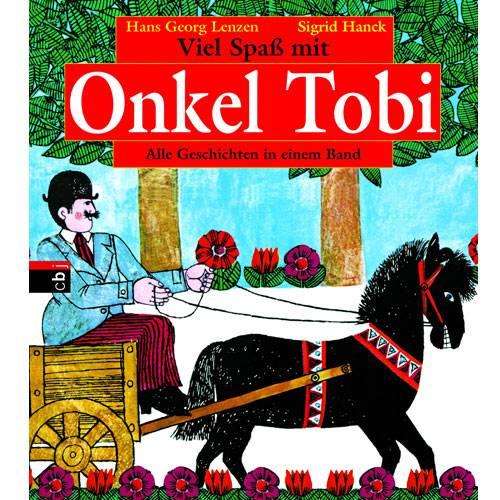 """Hans Georg Lenzen und Sigrid Hanck: """"Viel Spaß mit Onkel Tobi"""""""