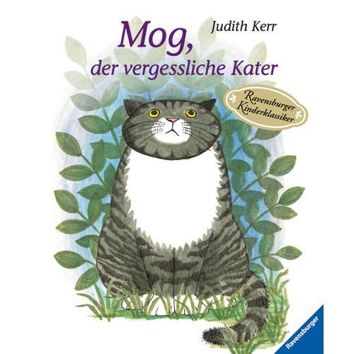 """Judith Kerr: """"Mog, der vergessliche Kater"""""""