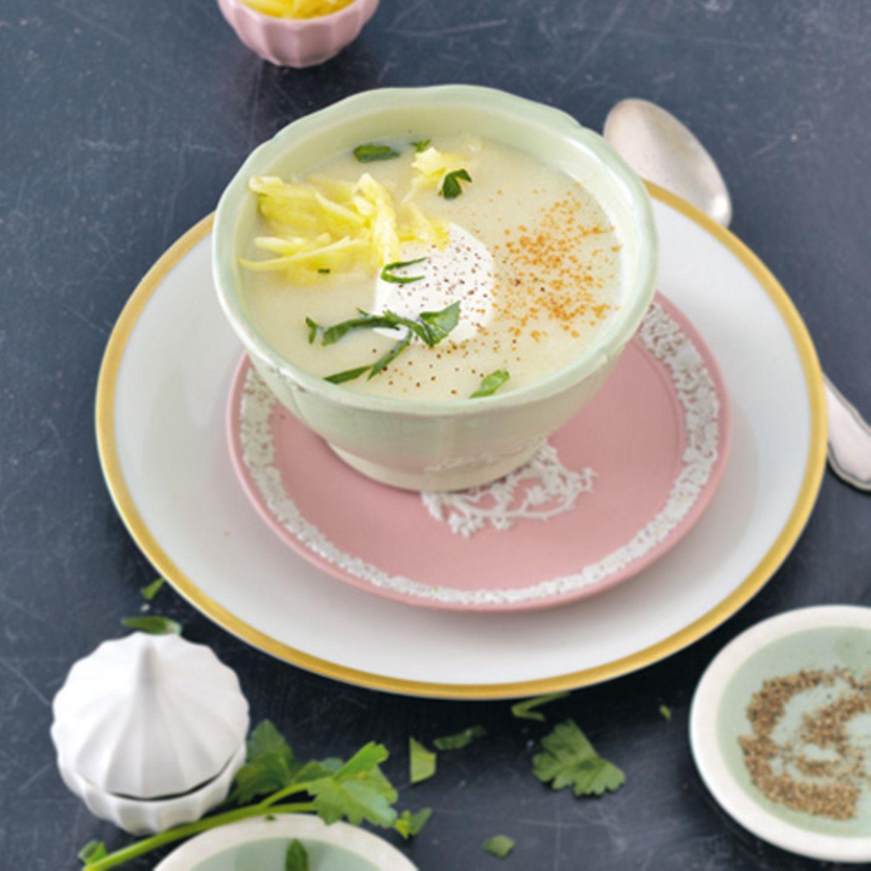 Tief verwurzelt - Pastinaken waren bis ins 18. Jahrhundert ein Grundnahrungsmittel in Europa Zum Rezept: Pastinaken-Cremesuppe