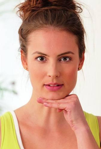 Statt Botox Zehn übungen Für Ein Junges Gesicht Brigittede