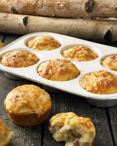 Zum Rezept: Hawaii-Muffins