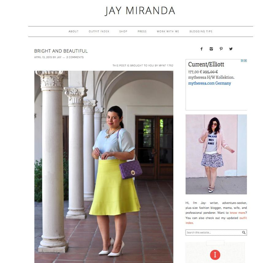 Plus-Size-Blog JAY MIRANDA