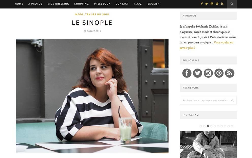 Plus-Size-Blog LE BLOG DE BIG BEAUTY
