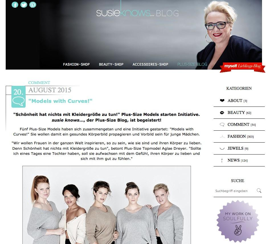 Plus-Size-Blog SUSIE KNOWS