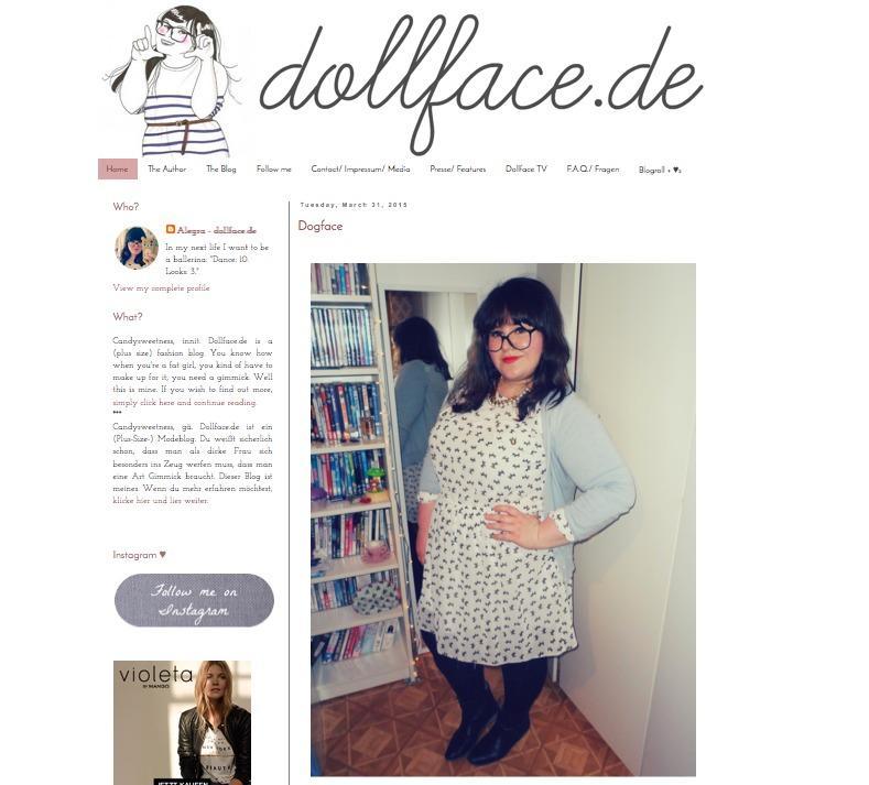 Plus-Size-Blog DOLLFACE