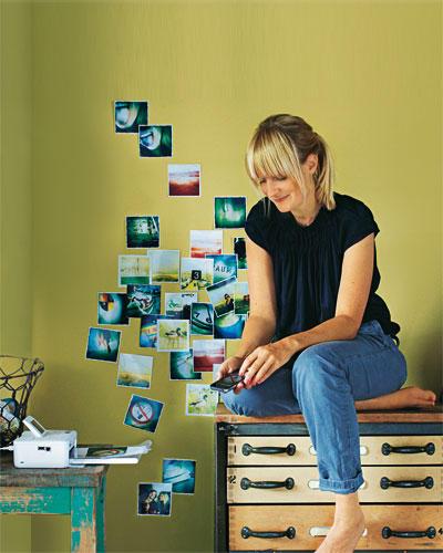 ideen zum selbermachen digital kreativ kunstwerke aus. Black Bedroom Furniture Sets. Home Design Ideas