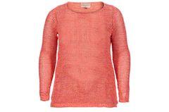 Pullover Lachsfarben ZJ