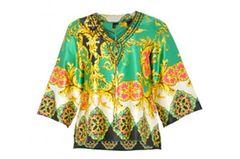 Bluse gemustert YOEK Fashion