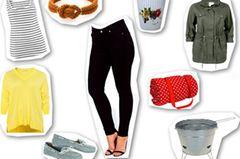 Look 6: Beim Picknicken