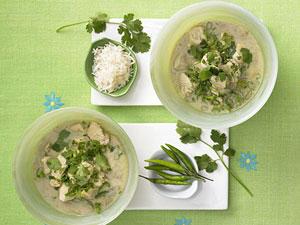 Grüne Rezepte: Alles auf grün!