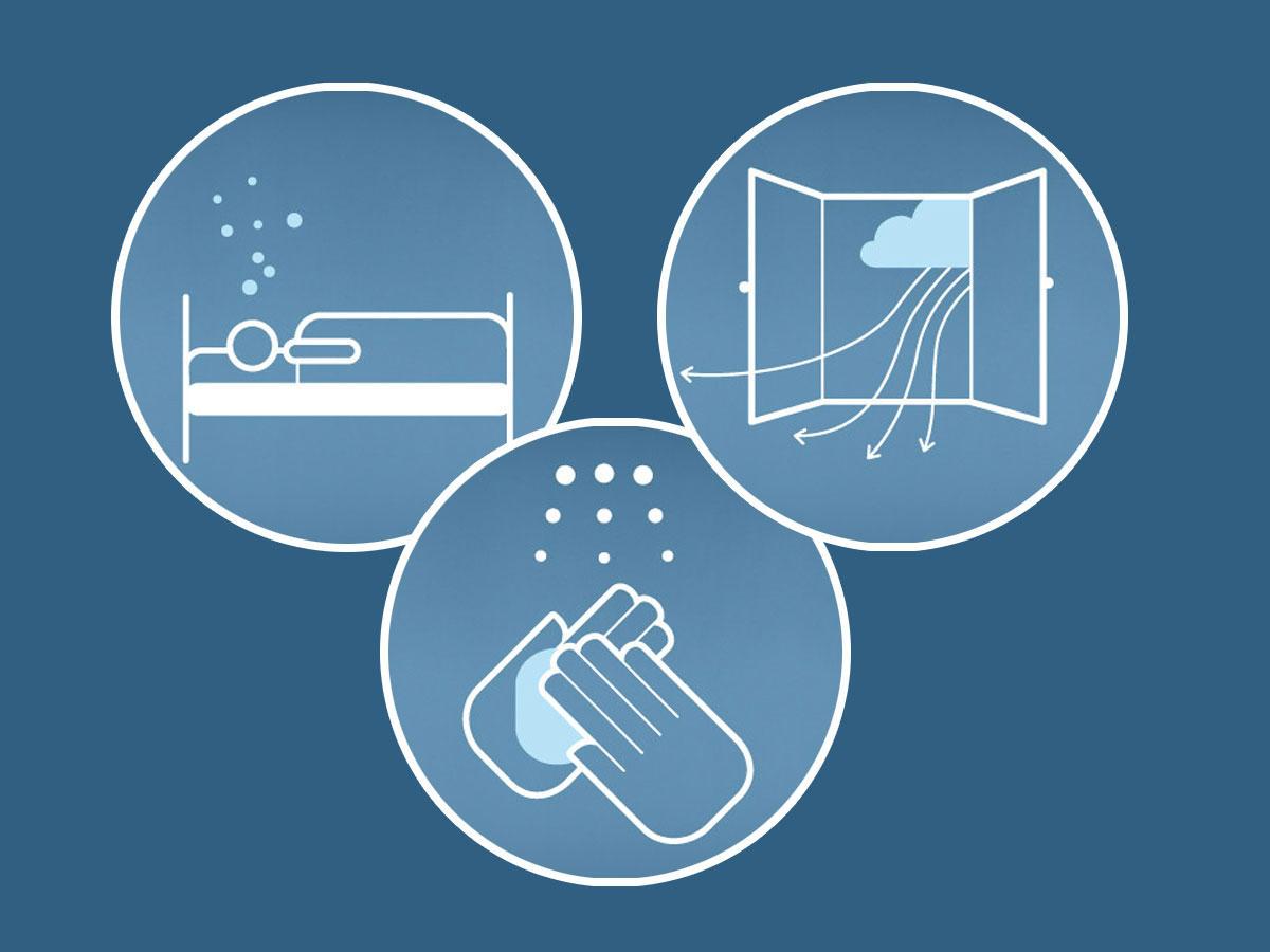 Grippe vermeiden - so schützen Sie sich und andere