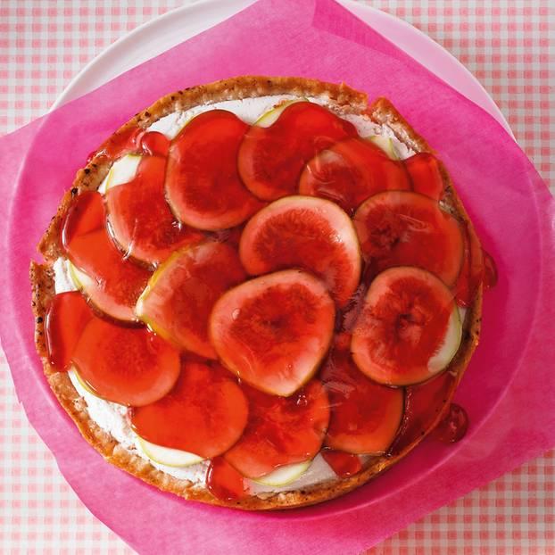 Feigen-Cranberry-Torte