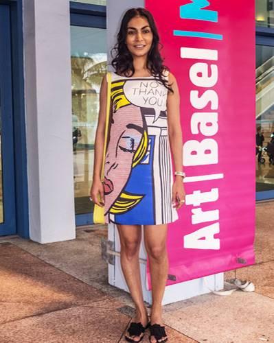 Mode Inspiration Streetstyle Von Der Art Basel Miami Beach 2012