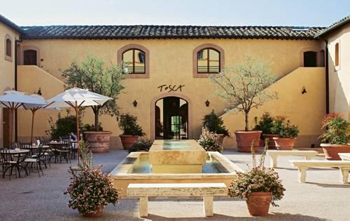 1) Die schönsten Hotels in der Toskana